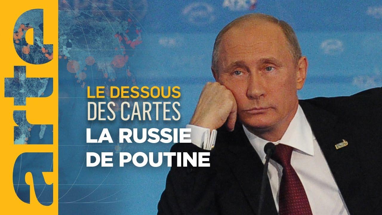 Download Russie : un pays contrasté - Le dessous des cartes   ARTE