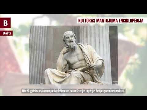 Balti - Kultūras mantojuma enciklopēdija