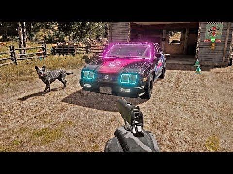 Кола от Бъдещето - Far Cry 5 #2 thumbnail
