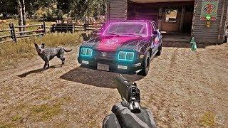 Кола от Бъдещето - Far Cry 5 #2