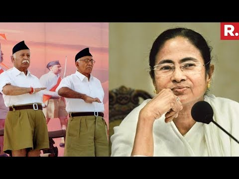 Mamata Banerjee Bans RSS Schools In West Bengal