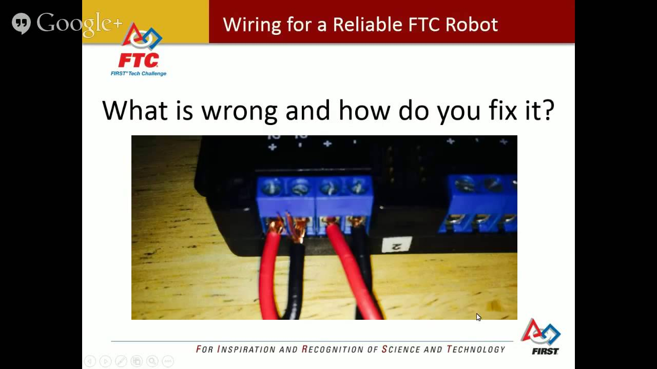 robot wiring troubleshooting youtube rh youtube com