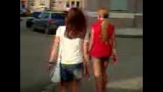 эпизод со съёмок фильма Друзья.