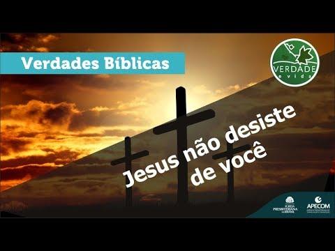 0637 - Jesus não desiste de você