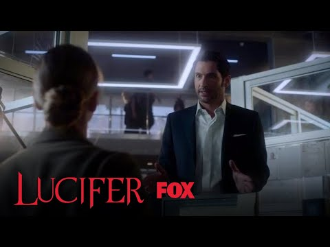 Lucifer Is Shocked To See That Nobody Knew He Was Missing | Season 3 Ep. 1 | LUCIFER