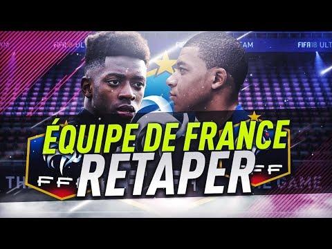 FIFA 18 | CARRIÈRE FRANCE : RETAPER !