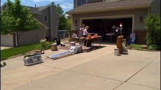 Man Sees Baseball Bat At Garage Sale For $1, Realizes It's Priceless
