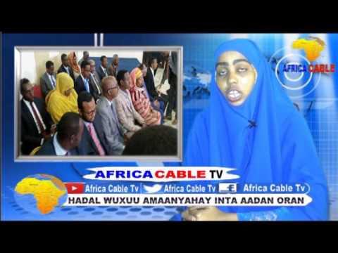QODOBADA WARKA AFRICA CABLE TV BY WERISO XAMDI DHOOL ABUUKAR 30 3 2017