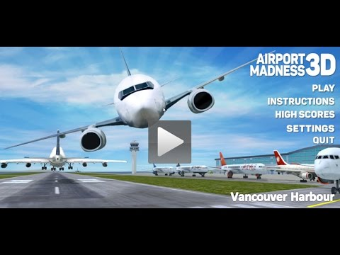 Airport Madness 3D | Vancouver Harbour