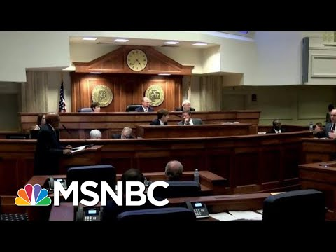 Alabama Anti-Abortion Bill Takes Aim At Supreme Court | Morning Joe | MSNBC