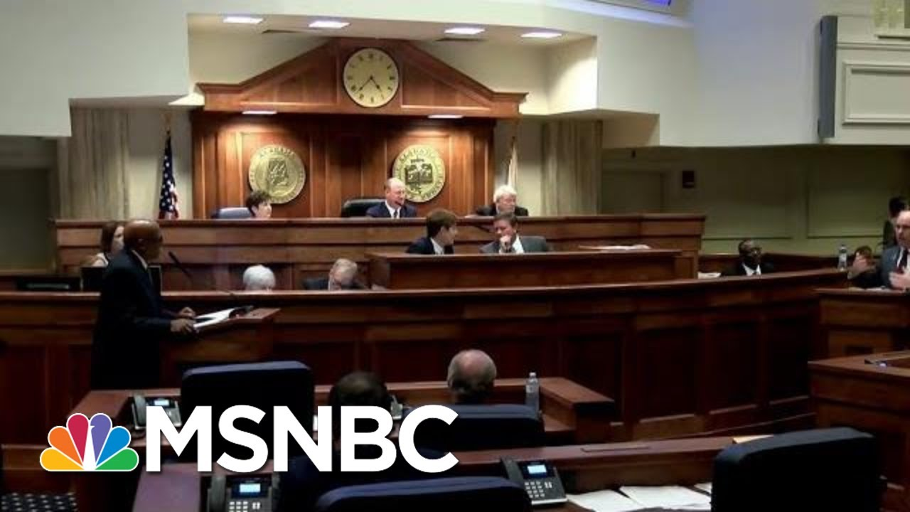 What the Alabama abortion bill really aims to do