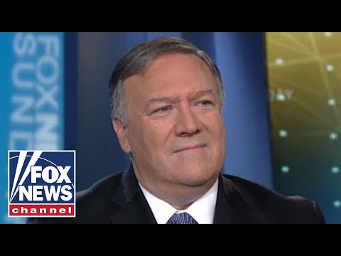 Pompeo: 'Unmistakable' that Iran is behind oil tanker attacks