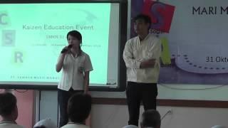Kaizen Jakarta 51 VHS & Yamaha Music Manufacturing Industry
