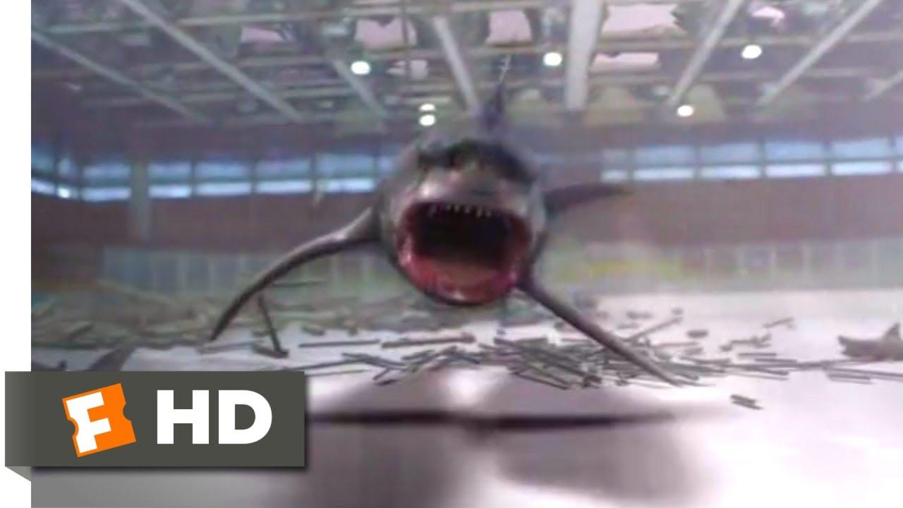 Download Sharknado 5: Global Swarming (2017) - Snow Sharks Scene (5/10)   Movieclips