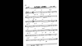 Jam Track - 30 Minute - Funky Autumn Leaves - Mixolydian - Dorian - Lydian