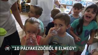 10 pályakezdőből 8 elhagyja az óvodapedagógus pályát 19-09-04