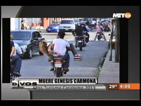 Muere Genesis Carmona