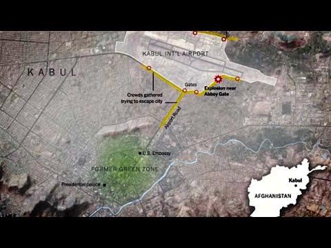 BREAKING: Kabul Airport Under Attack