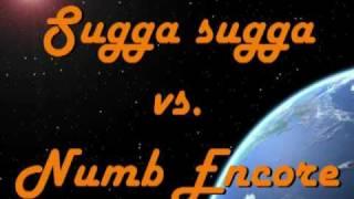 Dj Element feat. Dj Alfiho - Suga Suga vs. Numb Encore HQ