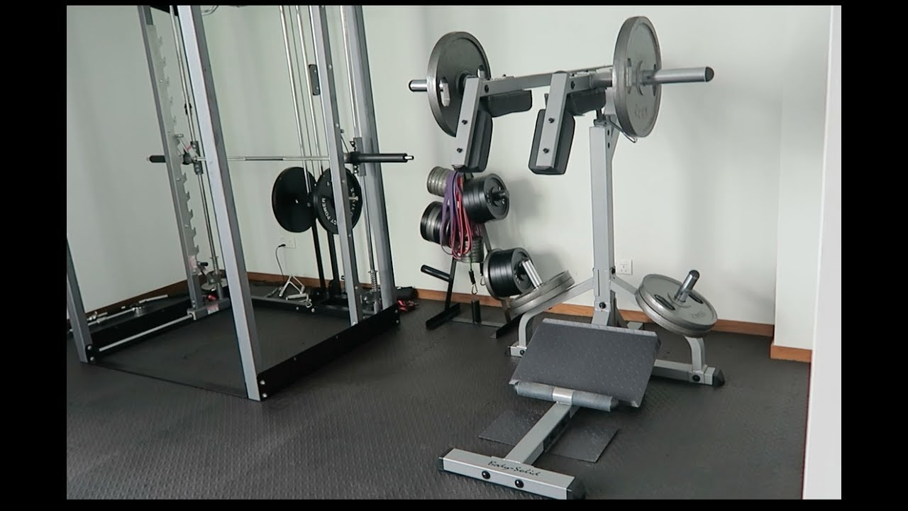 Ben s singapore home gym youtube