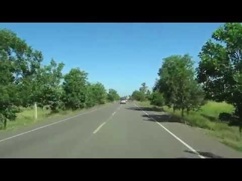 Travel in Cambodia at Thbong Khmom Province