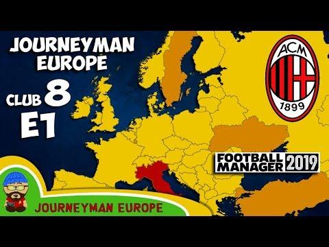 FM19 Journeyman -