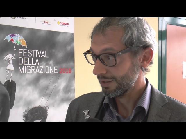 Festival della migrazione 2016 - intervista a Giampaolo Musumeci