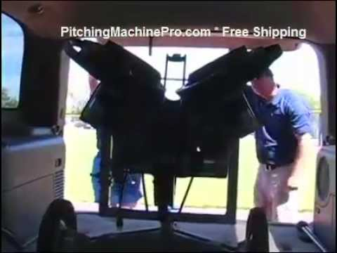 Hack Attack Softball Pitching Machine Free Shipping