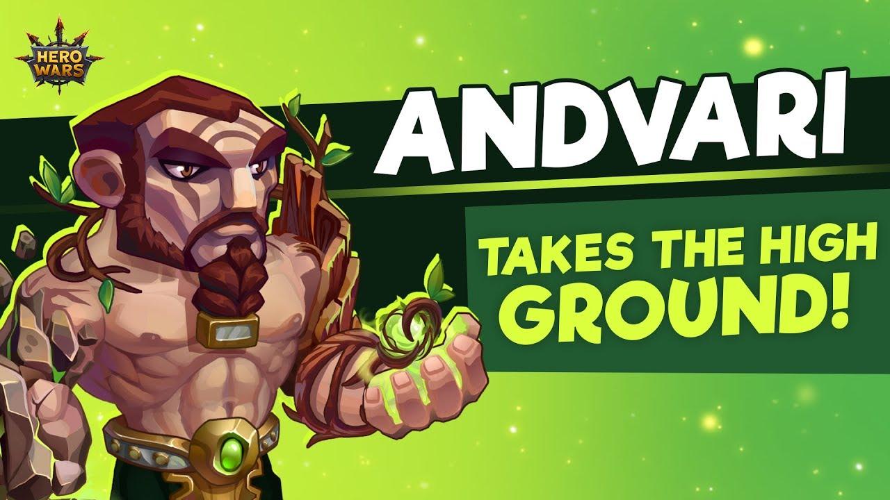 ANDVARI — New Hero! | Hero Wars