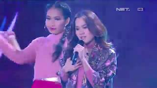 Sheryl Sheinafia,  Rizky Febian ft  Chandra Liow - Sweet Talk I ICA 5.0 NET MP3