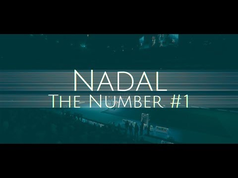 Nadal the Number #1 - 2017 ᴴᴰ