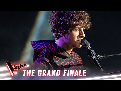 The Grand Finale: Daniel Shaw sings 'The Scientist' | The Voice Australia 2019