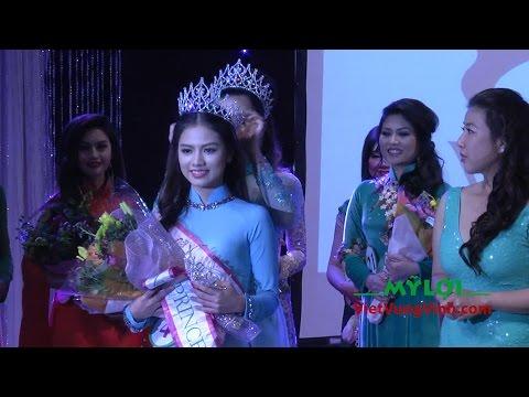 Toàn bộ cuộc thi Hoa Hậu Miss & Mrs Việt Nam USA 2016