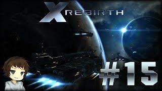 Let's Play X Rebirth - Part 15 / Deutsch - Dieser doofe Highway :(
