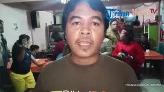 Joy Siahaan Sajikan Kopi untuk Presiden Jokowi dan Rombongan