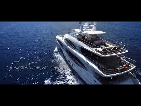 Benetti Yachts Official Video Company
