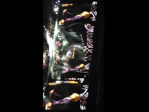 Rolling Stones concert in Nashville