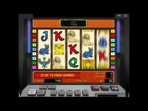Игровые автоматы Вулкан бесплатно  слот Pharaohs Gold Фараон играть онлайн