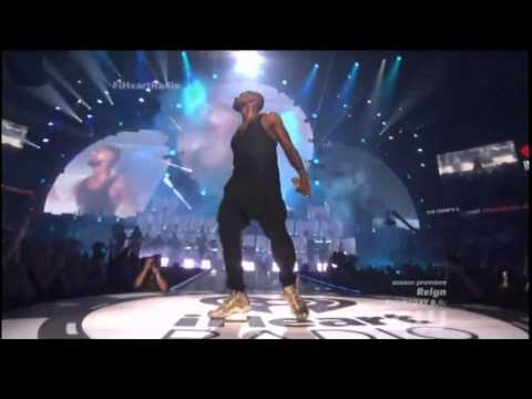 USHER  Without You LIVE