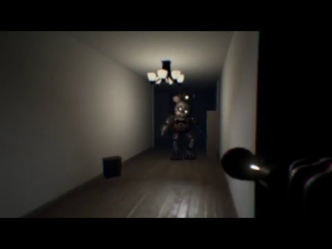 The Joy Of Creation Reborn Freddy Jumpscare!!!!!!