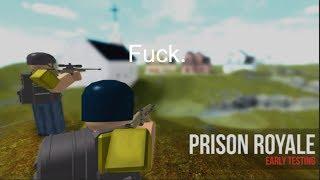 Prison Royale| ROBLOX| FML