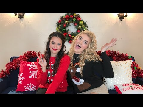 Finish the Lyric (CHRISTMAS EDITION) Megan Nicole & Rydel Lynch