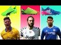 Best Forwards And Their Boots 2017  II Part 1II