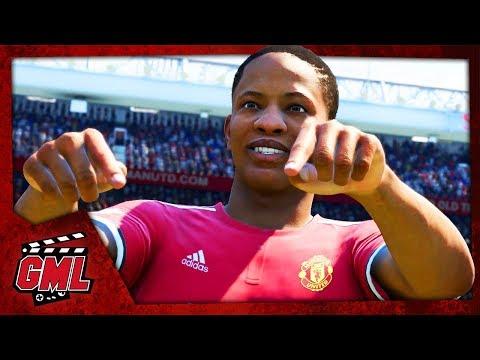 FIFA 18 L'AVENTURE (early acces) - FILM FRANCAIS