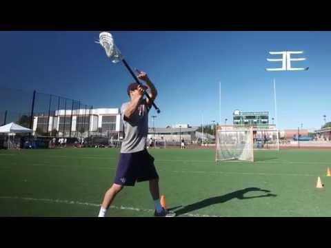 Lacrosse Skool - Brent Adams Teaches Shooting on the Run