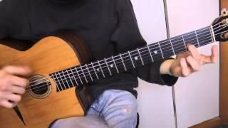 Cours de guitare - Feelings / Dis-lui (2/3) couplet