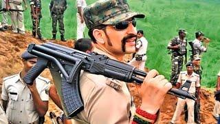बिहार: दबंग IPS मनु महाराज ने AK 47 से किया गुंडो का सामना...! | Bihar 'Singham' IPS Manu Maharaj