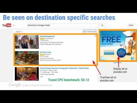 Google Products for Travel Webinar