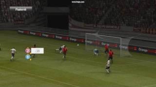 buts en ligne pes 2009