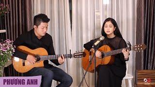 Mưa Lạnh Tàn Canh (ST: Vũ Thanh) - Phương Anh | Guitar Cover